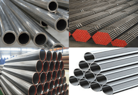 Pipes Stainless Steel Pipes, SAW Pipes, MS Pipes, CI Pipes, DI Pipes,_Industrial_Metallics_India