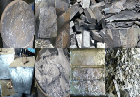 Zinc Die Cast Scrap, Zinc Galvanisers Ashes, Skimmings, Zinc Drosses, Zinc Dust