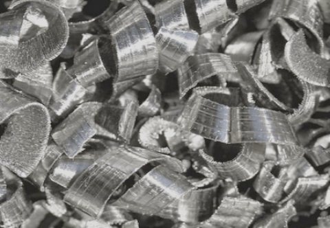 Aluminium Scrap Turnings Telic as per ISRI Inmetics