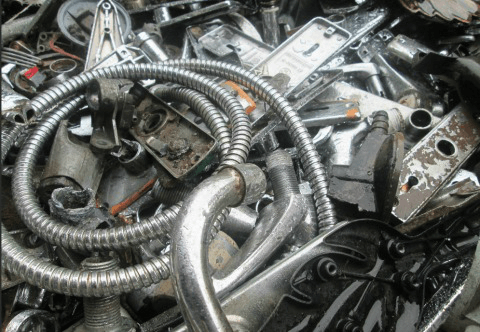 Zinc Diecast Scrap Saves as per ISRI by INMETICS